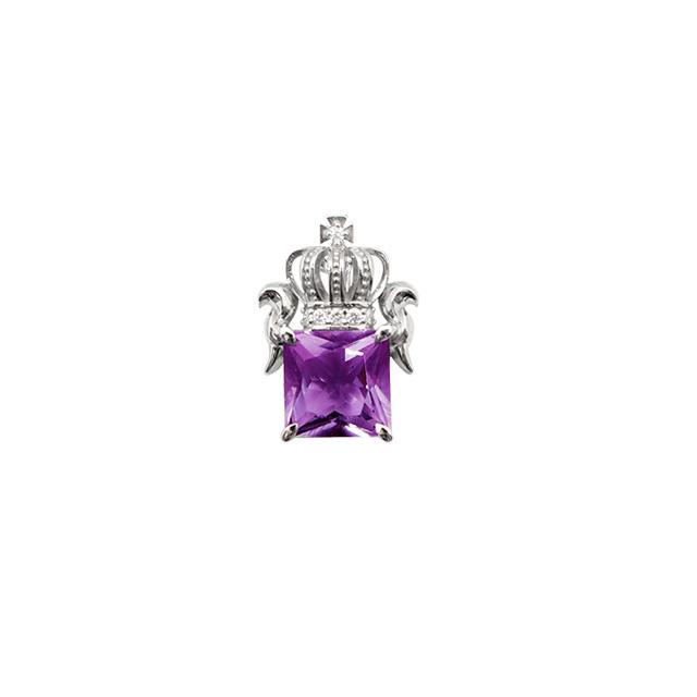 【DUB collection|ダブコレクション】Regal crown Necklace Top リーガルクラウンネックレストップ DUBj-285-2TOP【ユニセッス】