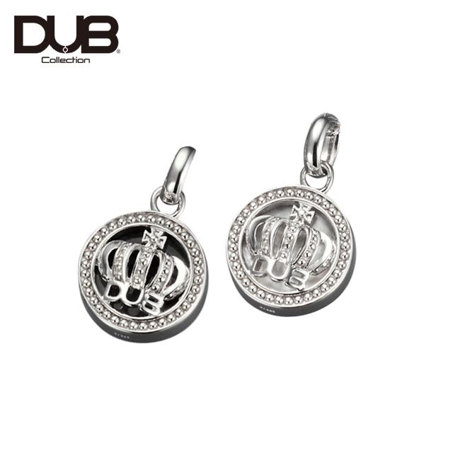 【DUB Collection│ダブコレクション】Crown Shell Necklace Top クラウンシェルネックレストップ DUBj-308-TOP【ユニセックス】