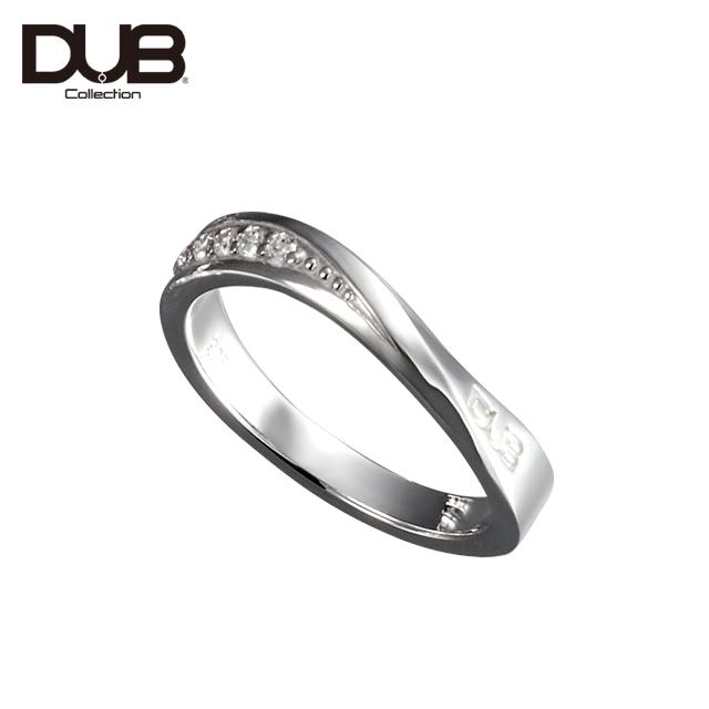 受注生産(オーダー)【DUB Collection│ダブコレクション】KnotRing  ノットリング DUBj-315-2【レディース】