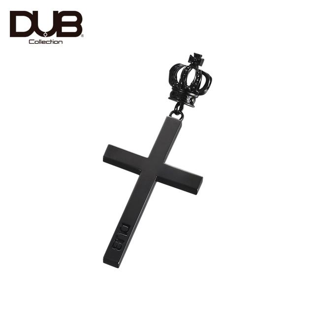 受注生産(オーダー)【DUB Collection│ダブコレクション】Dignified cross NecklaceTop ディグニファイドクロスネックレストップ  DUBj-316-1【ユニセックス】