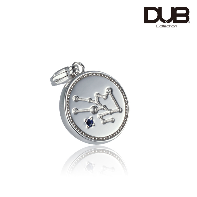【DUB Collection│ダブコレクション】Constellation  Necklace TOP コンステレーションネックレストップ DUBj-318-TOP【トップ】【12星座/誕生石】