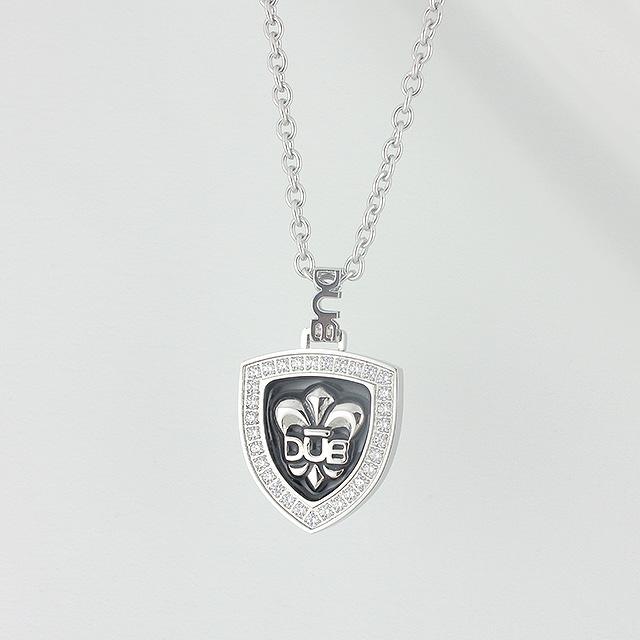 【DUB Collection│ダブコレクション】DUBjss-44BK Stainless Necklace ステンレスネックレス【ユニセックス】