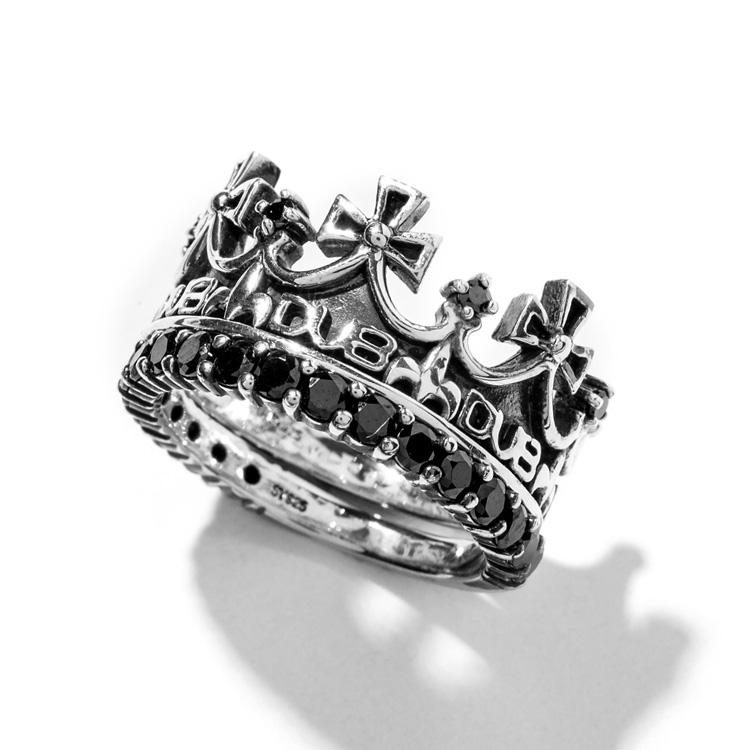 受注生産(オーダー)【DUB Collection│ダブコレクション】  DUBj-234-1 Regal Ring リーガルリング