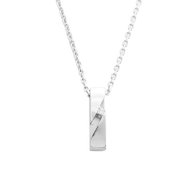受注生産(オーダー)【DUB Collection│ダブコレクション】Connect Necklace コネクトネックレス DUBj-363-2【ユニセックス】