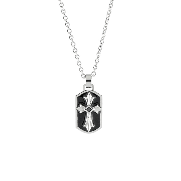 【DUB Collection│ダブコレクション】  DUBjss-42BK Stainless Necklace ステンレスネックレス