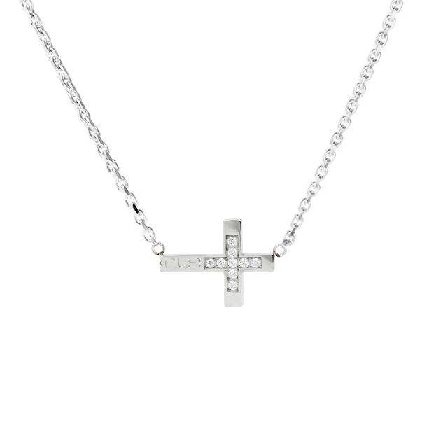 即日発送アイテム【DUB Collection│ダブコレクション】  DUBjss-56WH Stainless Necklace ステンレスネックレス