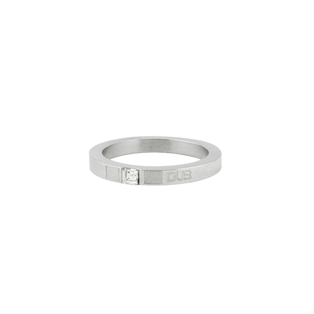 【DUB Collection│ダブコレクション】  DUBjss-60WH Stainless Ring ステンレスリング