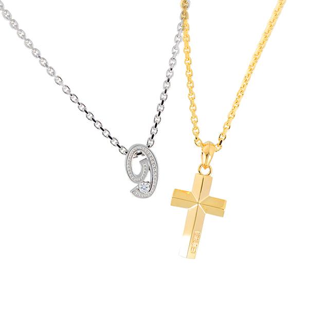 【DUB Collection│ダブコレクション】 KAREN&KANA model Necklace ネックレス DUB-C035-036【KAREN&KANAコラボ】【ユニセックス】