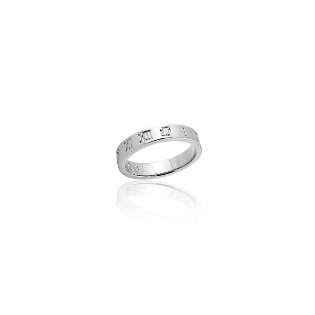 【要予約】【DUB Collection│ダブコレクション】 KANAE model Both Ticking Ring ボースティッキングリング DUB-C041-1【KANAEコラボ】【男女兼用】