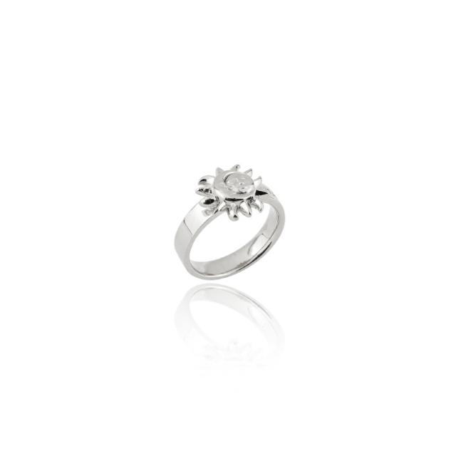【要予約】【DUB Collection│ダブコレクション】 KAZUE model Sun&Moon Ring サンアンドムーンリング DUB-C042-1【KAZUEコラボ】【男女兼用】
