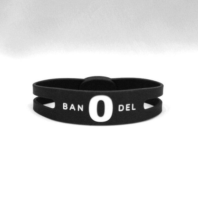 BANDEL Regular Number Bracelet レギュラー ナンバー ブレスレット no0【ユニセックス】