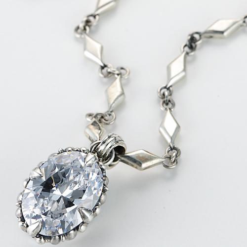 即日発送アイテム【DUB Luxury|ラグジュアリーダブ】Grassy plain pendant (silver) ペンダントトップ【OD-1401(SV)】