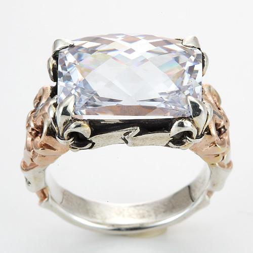【DUB Luxury|ラグジュアリーダブ】Glorious fleur Ring  リング【OD-1001】【メンズ】