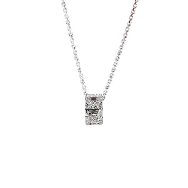 【DUB collection ダブコレクション】Emblem Ring Necklace エンブレムリングネックレス DUBj-177-1【ユニセックス】
