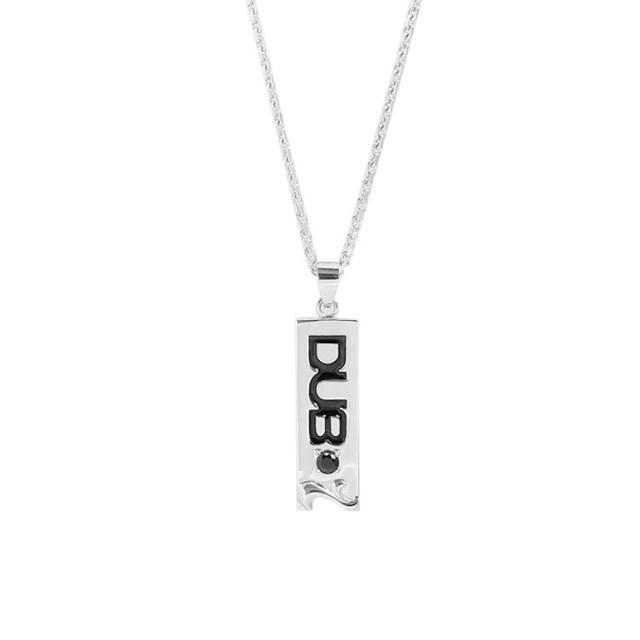 Men's JOKER掲載!!【DUB collection|ダブコレクション】Hidden Heart necklace ヒドゥンハートネックレス DUBj-190-1【メンズ】