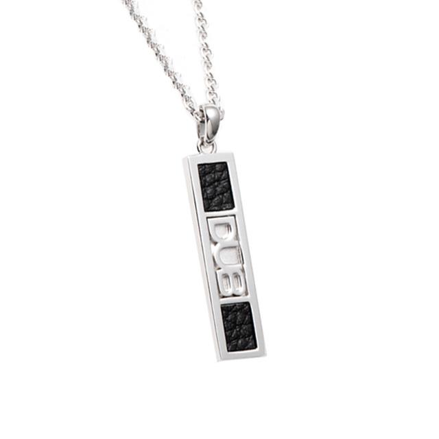 即日発送アイテム【DUB Collection|ダブコレクション】DUB leatherwork Necklace Top ダブレザーワークネックレストップ DUBj-212-1【ユニセックス】