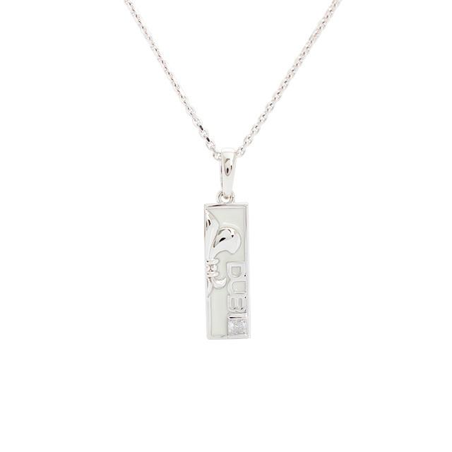 アウトレット【DUB Collection|ダブ コレクション】Affectionate Necklace Top アフェクショネイト ネックレストップ DUBj-214-2【ユニセックス】