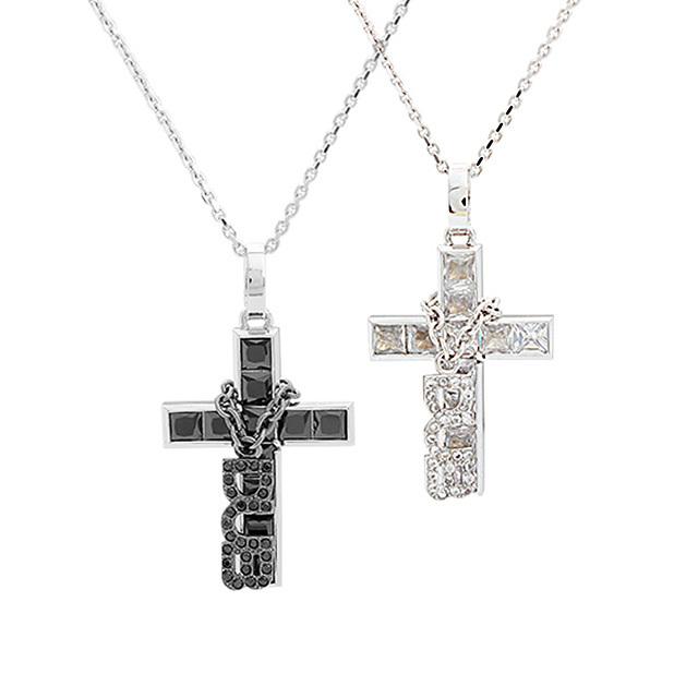 【DUB Collection|ダブコレクション】Allure Pair Necklace アリュール ペア ネックレス DUBj-218-pair【big/大】【ペア】