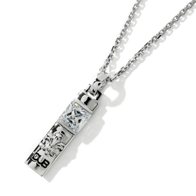 受注生産(オーダー)【DUB Collection ダブコレクション】Crest of the Lily Necklace クレストオブザリリィーネックレス DUBj-229-2【レディース】