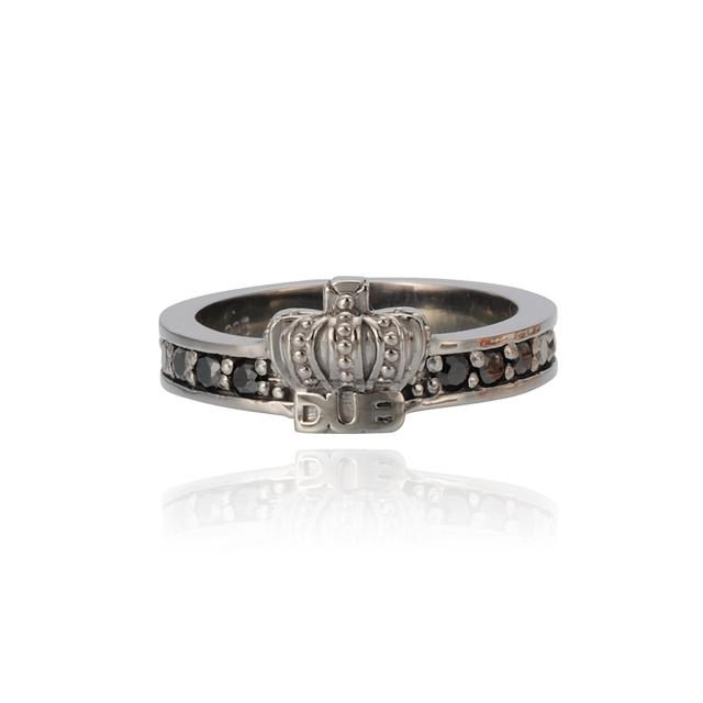 【DUB collection|ダブコレクション】Shine crown Ring シャインクラウンリング DUBj-283-1【メンズ】