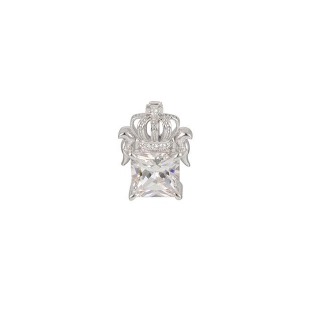 【DUB collection|ダブコレクション】Regal crown Necklace Top リーガルクラウンネックレストップ DUBj-285-1TOP【ユニセッス】