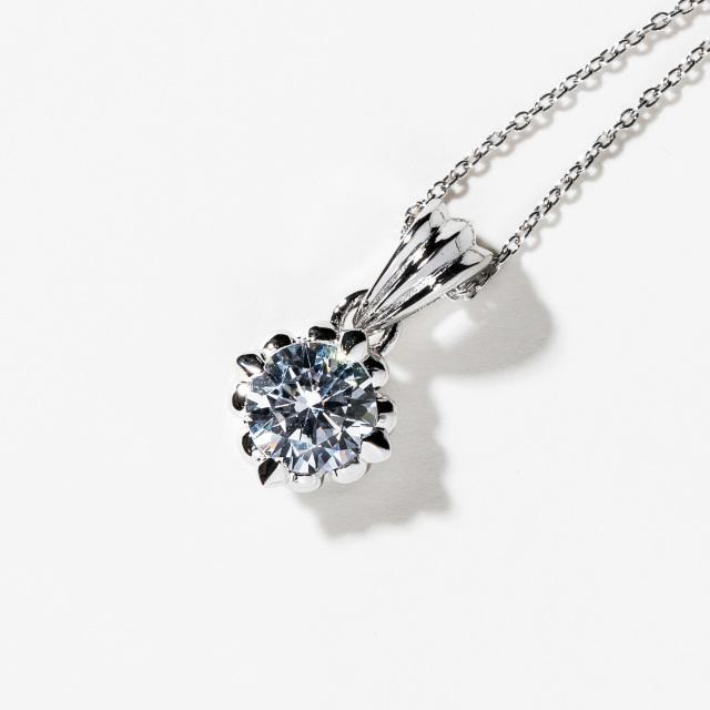 【DUB collection|ダブコレクション】1ct Stone Necklace DUBj-389-1【ユニセックス】