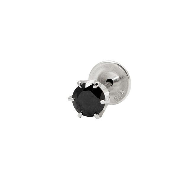 【DUB Collection│ダブコレクション】 Crown setting Pierced クラウンセッティングピアス DUBj-355-1