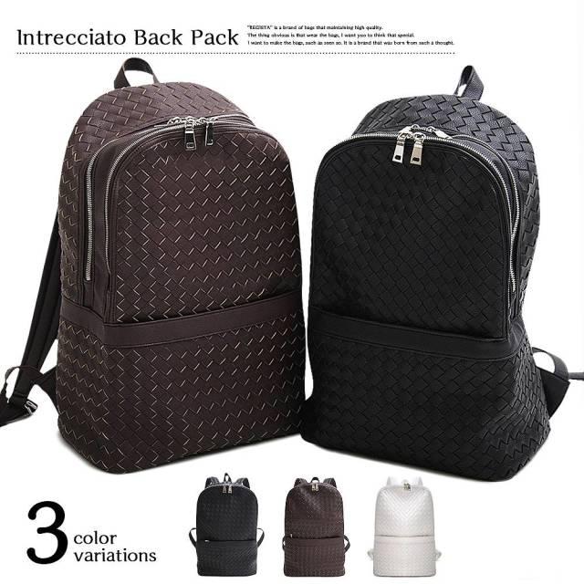 Intrechart Back Pack イントレチャートバックパック 【ユニセックス】