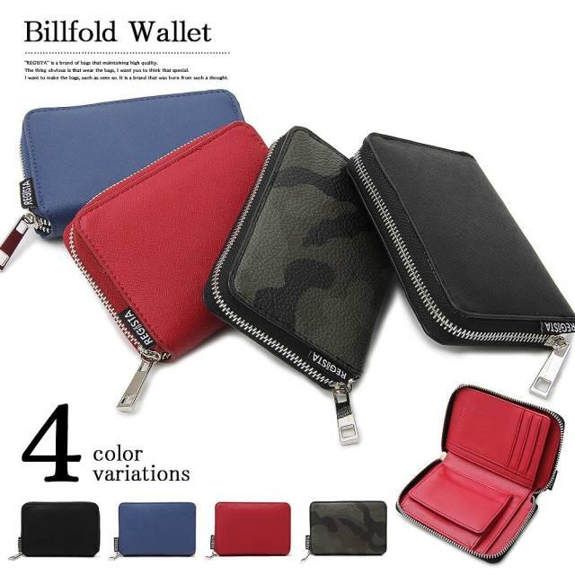Billfold Wallet ビルフォールドウォレット 【ユニセックス】