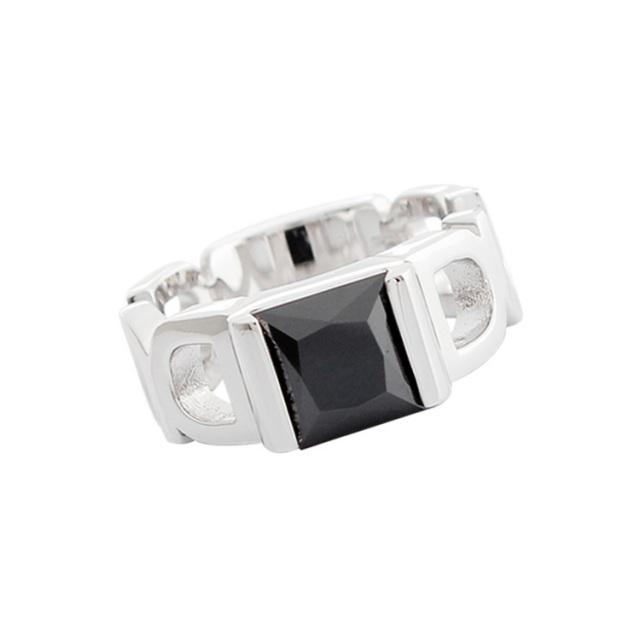 即日発送アイテム【DUB collection|ダブコレクション】Emblem Stone Ring エンブレムストーンリング DUBj-199-1【ユニセックス】