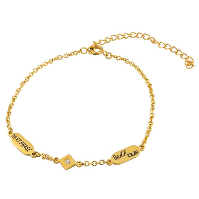 【予約期間:10/27(金)まで!!】【DUB Collection】Da-iCE model NEXT PHASE Bracelet ネクストフェイズブレスレット DUB-C048-1【Da-iCEコラボ】