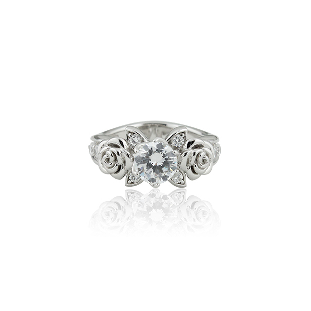 【要予約】【DUB Collection│ダブコレクション】桜井莉菜 model Rose Ring ローズリング DUB-C038-1【さくりなコラボ】