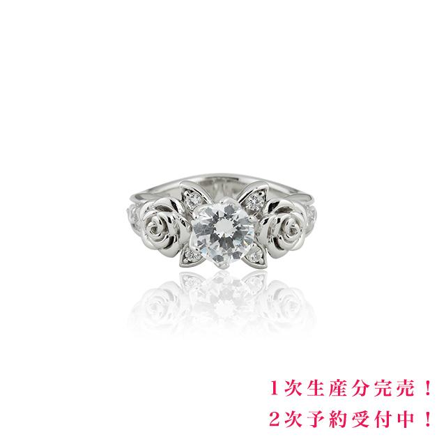 【DUB Collection│ダブコレクション】桜井莉菜 model Rose Ring ローズリング DUB-C038-1【さくりなコラボ】
