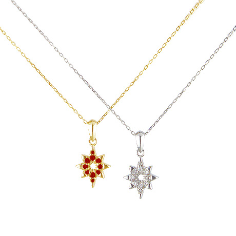 【DUB Collection│ダブコレクション】 Star Shine Necklace DUB-C024