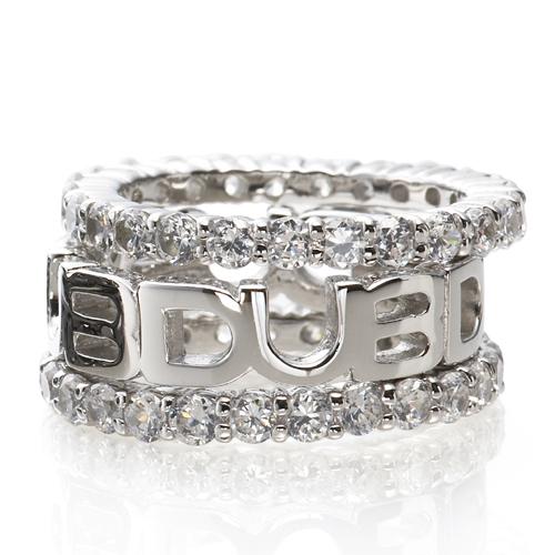 受注生産(オーダー)【DUB collection|ダブコレクション】Raise Spice pile Ring レイズスパイスパイルリング DUBj-130-2【レディース】