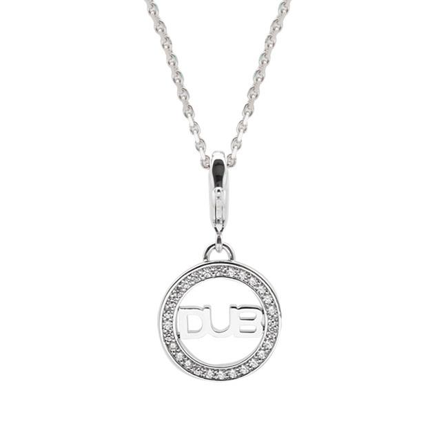 受注生産(オーダー)【DUB collection|ダブコレクション】Shine circle charm シャイン サークル チャーム DUBj-141-1 【ユニセックス】