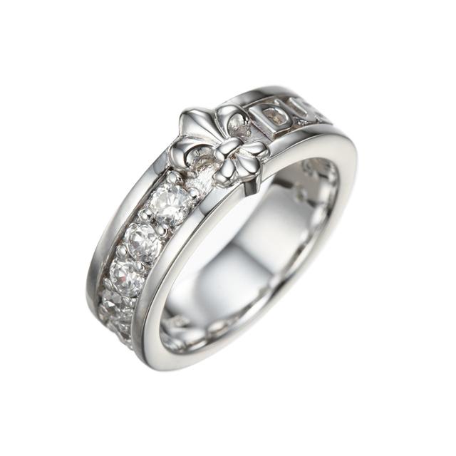 即日発送アイテム【DUB Collection|ダブコレクション】Magnificent Ring マグニフィセントリング DUBj-232-1【ユニセックス】