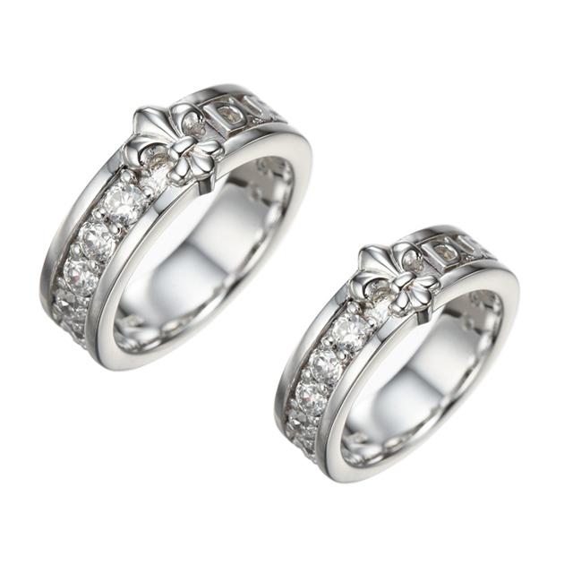 受注生産(オーダー)【DUB Collection|ダブコレクション】Magnificent Ring マグニフィセントリング DUBj-232-1pair【ペア】