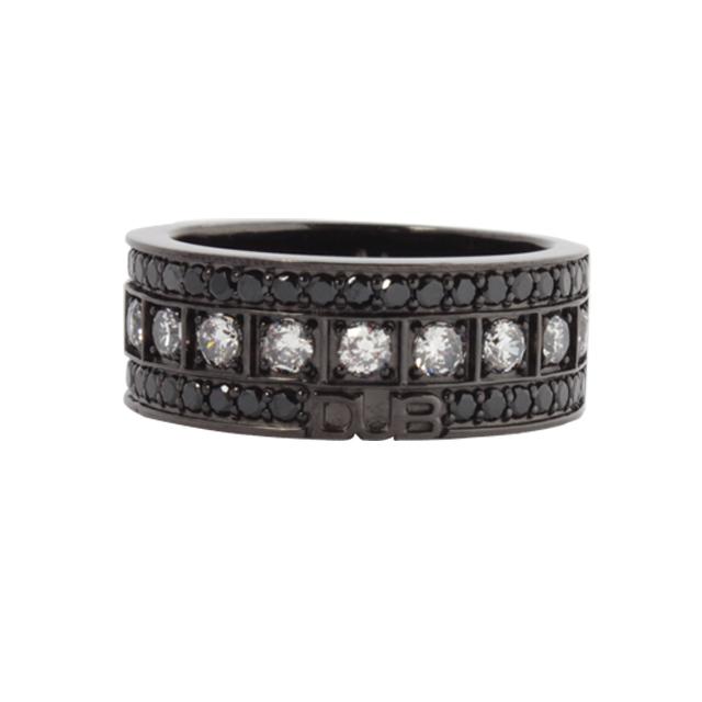 【DUB Collection│ダブコレクション】Bicolor Ring バイカラー リング DUBj-246-1【ユニセックス】