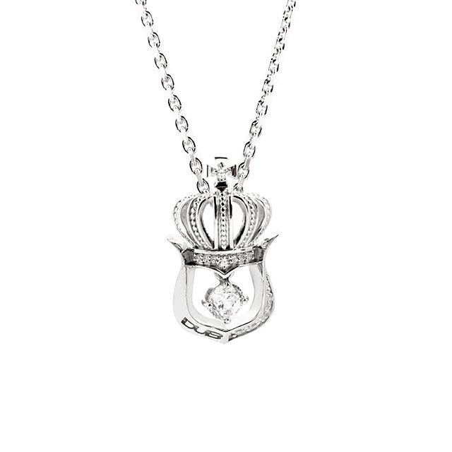 【DUB collection|ダブコレクション】Crown Horseshoe Necklace クラウンホースシューネックレス DUBj,