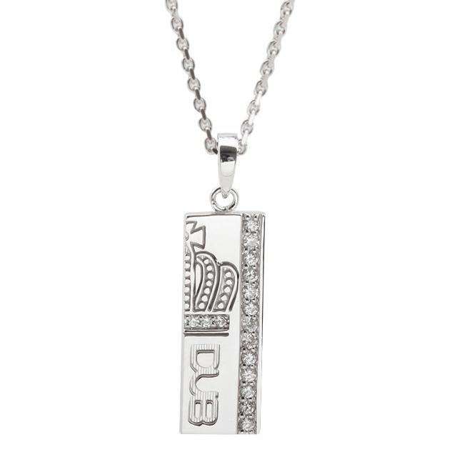 【DUB collection|ダブコレクション】Join Crown Necklace ジョインクラウンネックレス DUBj-262-2【レディース】