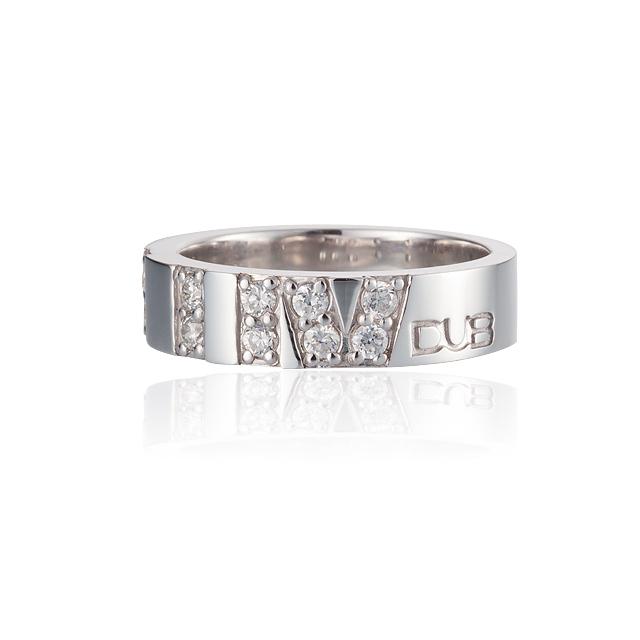 Men's JOKER掲載!!【DUB collection|ダブコレクション】LUV Ring ラブリング DUBj-269-2【レディース】