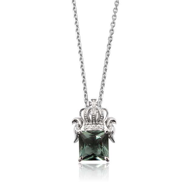 【DUB Collection】Regal crown Necklace リーガルクラウンネックレス DUBj-285-3【ユニセッス】