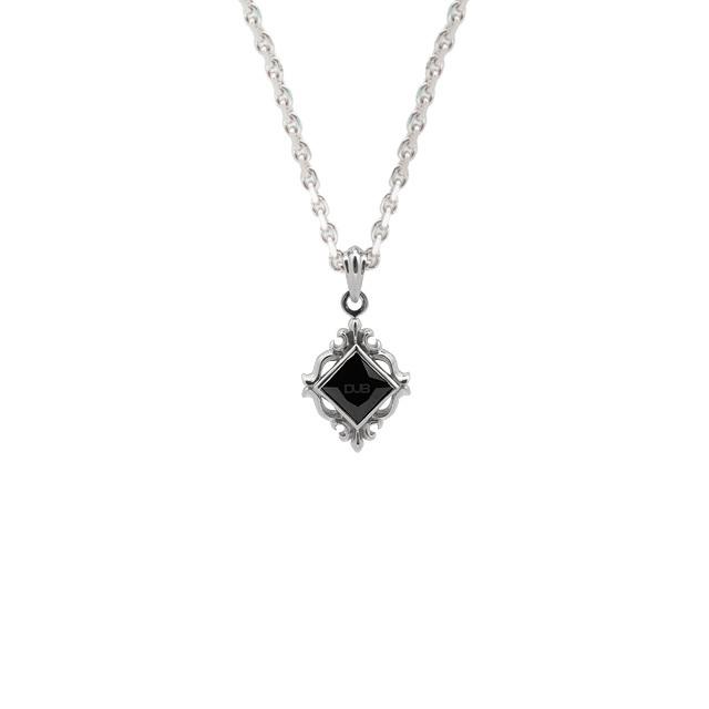 【DUB Collection│ダブコレクション】Ivy enclose Necklace アイビーエンクローズネックレス DUBj-294-1