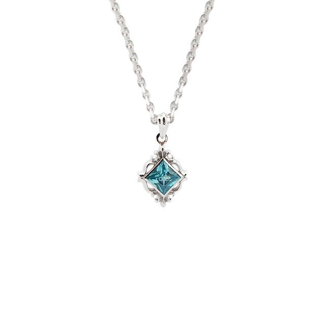 【DUB Collection│ダブコレクション】Ivy enclose Necklace アイビーエンクローズネックレス DUBj-294-4