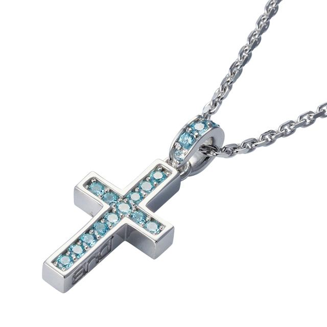 受注生産【DUB Collection│ダブコレクション】Rectilinear Cross Necklace レクタリニアクロスネックレス DUBj-297-3【ユニセックス】