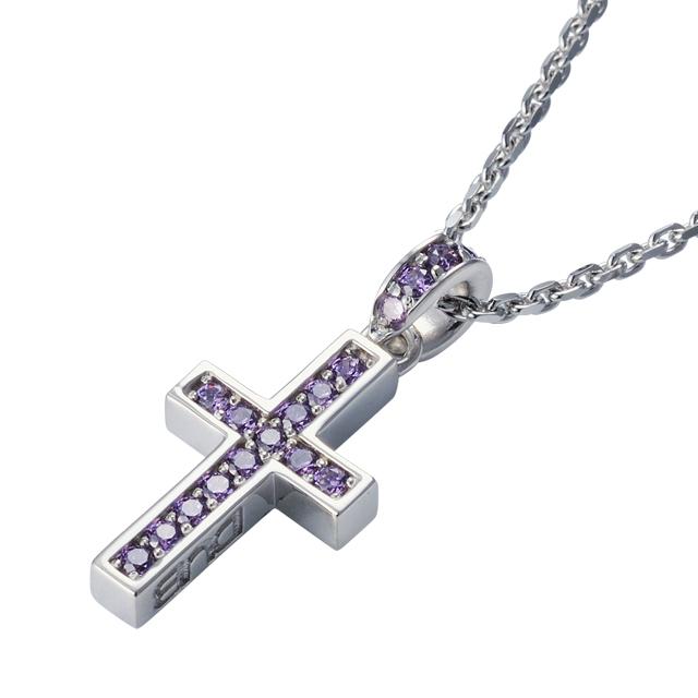 【DUB Collection│ダブコレクション】Rectilinear Cross Necklace レクタリニアクロスネックレス DUBj-297-4【ユニセックス】