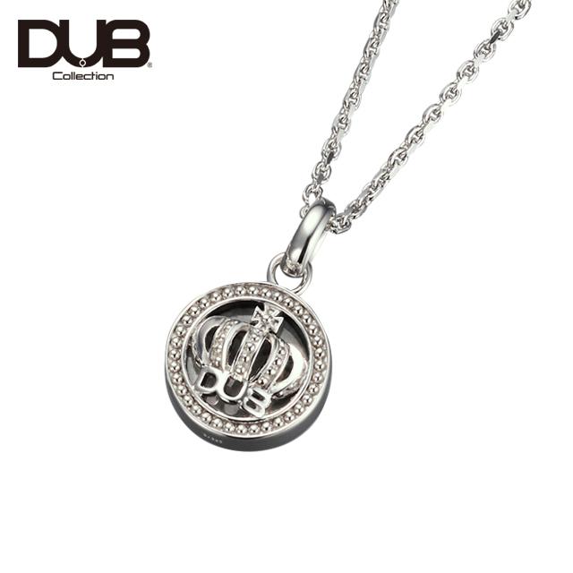 受注生産(オーダー)【DUB Collection│ダブコレクション】Crown Shell Necklace クラウンシェルネックレス DUBj-308-1【ユニセックス】