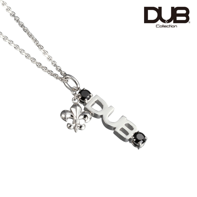 受注生産(オーダー)【DUB collection|ダブコレクション】Swing Lilly Necklace スウィングリリィネックレス DUBj-313-1