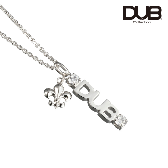 【DUB collection|ダブコレクション】Swing Lilly Necklace スウィングリリィネックレス DUBj-313-2